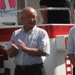 堺市長選挙(24日投票)の支援に行ってきました。