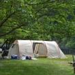 キャンプ場はこんな感じです。