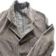 パリつれづれなるまま に買い付け-1570/Pascal veste marron 52 size