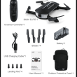 5%off-JJRC H37 Mini baby Elfie WIFI FPV 720P カメラ ビューティーモード 高度ホールド G-センサー RC クアッドコプター 在庫あり