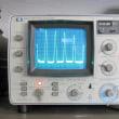 HP3580A 低周波スペアナ