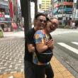 釜山にライブしに行きました! 2日目 みんなで昼飯食ってから帰りまーす!!