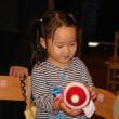 2歳児クラス(れんげさん)のクリスマス