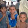 「笑顔集合っ!」NO.14 インド、アグラにて