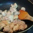 簡単!鶏マヨ味噌炒め