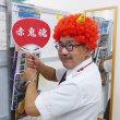 野田先生の気合に、さらに「赤鬼魂」も加わって、ますます燃える夏。
