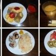 ニュージーランド旅行記(9)キウィと和食と中華な朝食