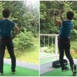 肩関節の動きに注目