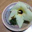 花オクラ(^^♪