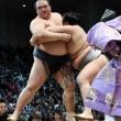 「稀勢の里が初対戦の北勝富士に金星献上 白鵬は7連勝 1敗は安美錦ら5人」とのニュースっす。