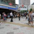 中国人観光客が多い築地場外市場