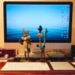 iMacのスタンド破損でサポートに