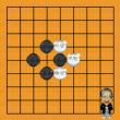 囲碁国民栄誉賞で「白黒パンダ囲碁」大流行!