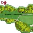 今日のゴルフ挑戦記(174)/東名厚木CC ウエスト→アウト(B)