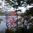 昨日の白樺湖