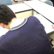 がんばれ高3生  最終レッスン週(^o^)