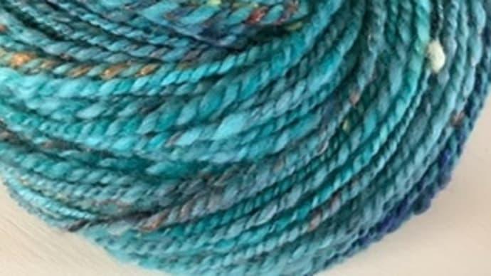 毛糸の組み合わせ