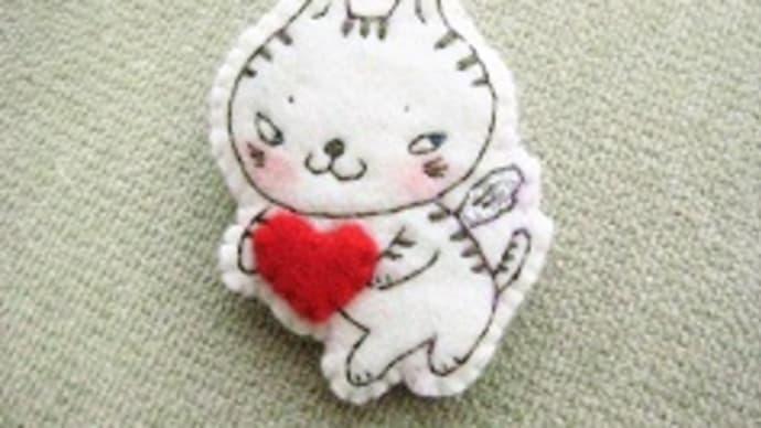 トラ猫天使