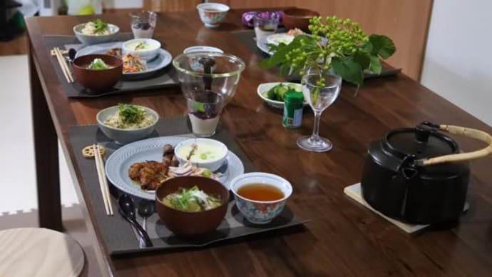 夏養生 7月の玄米菜食料理教室