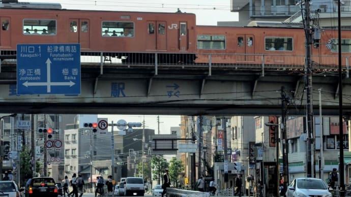 2014年秋・JR大阪環状線