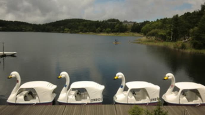 2011白樺高原ビーナスマラソンin女神湖