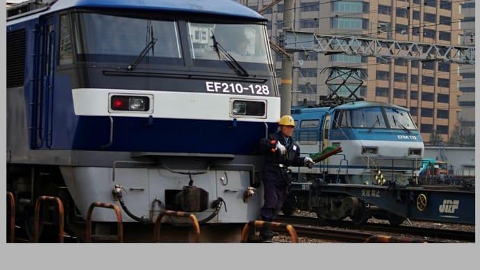 2013年3月11日・梅田貨物