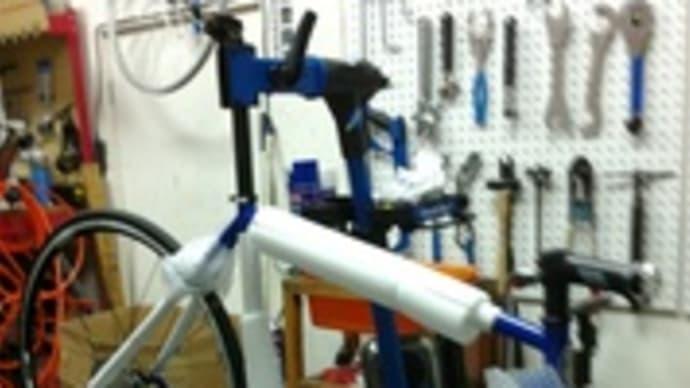 ぽたりんぐぅ の自転車整備 GIOS AIRONE
