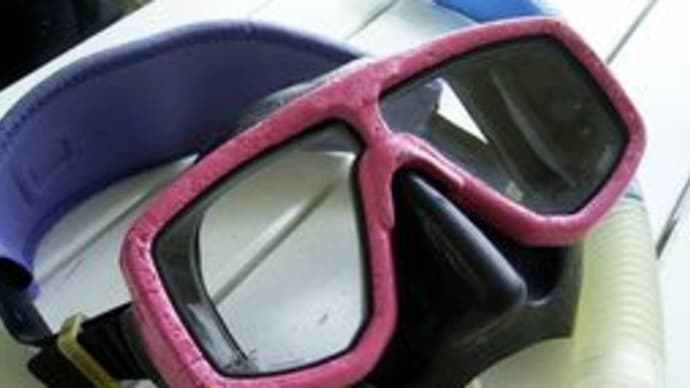 現役インストラクターが愛用している器材・マスク編