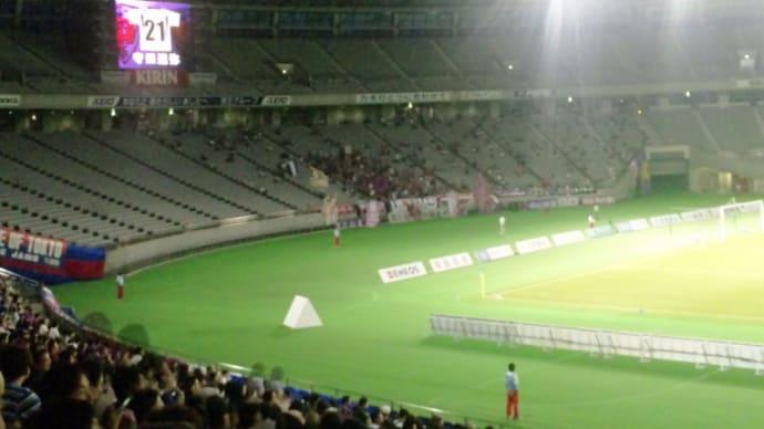 FC東京×京都@味スタ