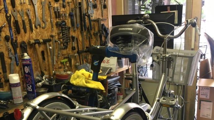 どっちを選ぶ?? 三輪自転車 ブリヂストン「ブリヂストンワゴン」「ミンナ」