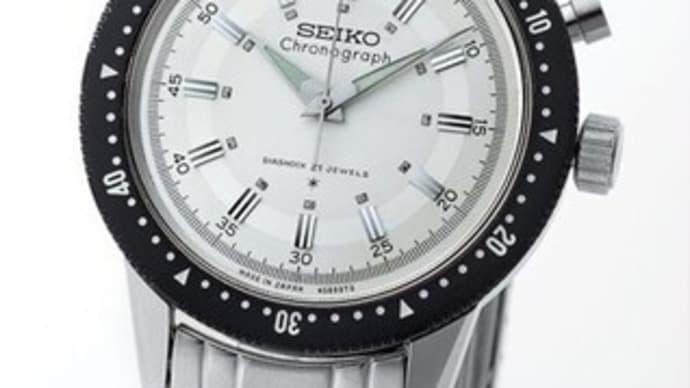 【腕時計関連】たまに気になるこんな時計5 セイコー クラウン・クロノグラフ(ワンプッシュクロノ)