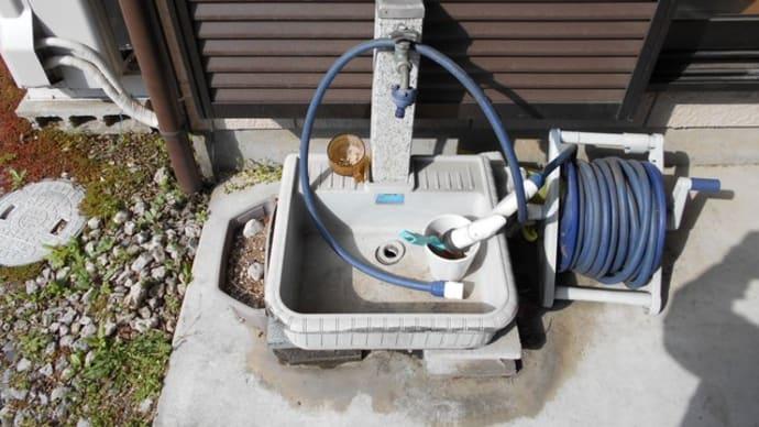 水栓柱の水栓交換・・・四街道市