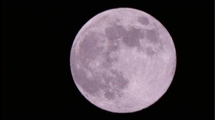 満月(^^)♪