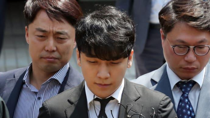 V.I(元BIGBANG)逮捕状請求が棄却、留置場から自宅へ