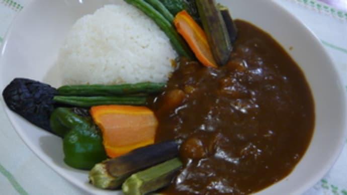 簡単夏野菜カレー