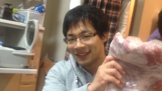遠藤さん、ごっつぁんです!!