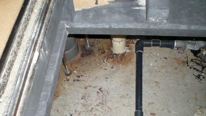 電気温水器の漏水・・・・千葉市
