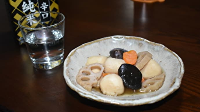 健康を考えた和風具材を使った酒の肴【ぶらり旅ーおうち居酒屋ーいい酒いい肴】