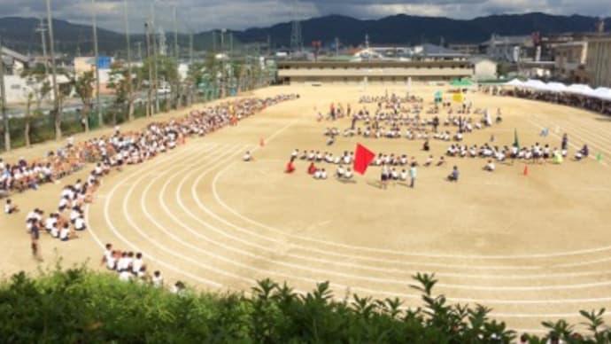 体育大会2015 田辺中