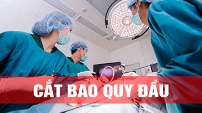 Kỹ thuật cắt bao quy đầu tiên tiến nhất hiện nay