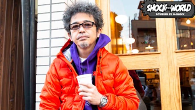 2月に見たSHOCK THE WORLDの「奥田民生×TOSHI-LOW」動画5回