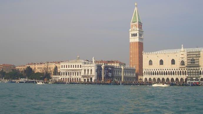 添乗後記~ラグーンの上の街ヴェネチアを眺めに