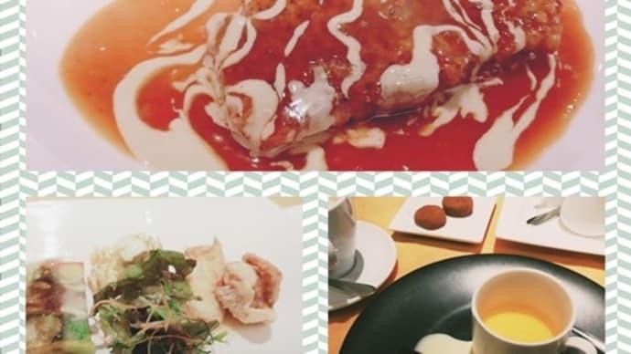 人によってシアワセ感じるのは様々だけど、やっぱ素晴らしいお料理食べることだ~!!と思った一日