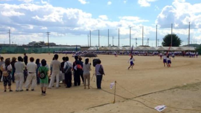 体育大会2014 久御山中 泉ヶ丘中