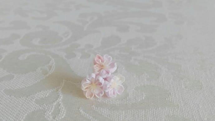 ドールサイズ桜の髪飾り  受注について