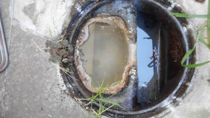 四街道市でトーラーを使って排水修理