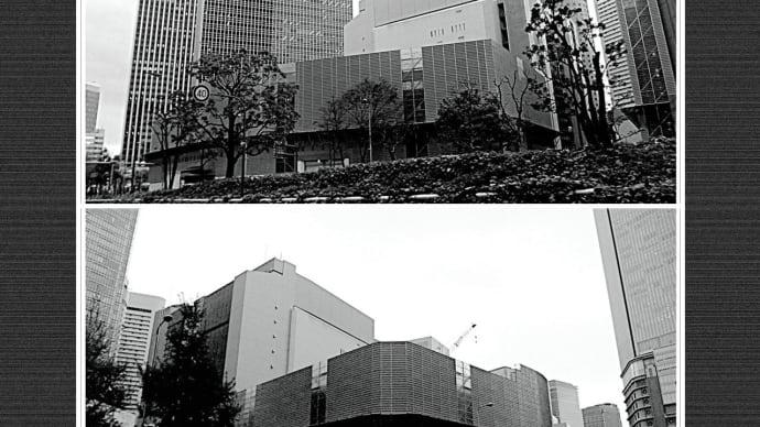 2015.4.17 新阪急ビル建替工事の様子