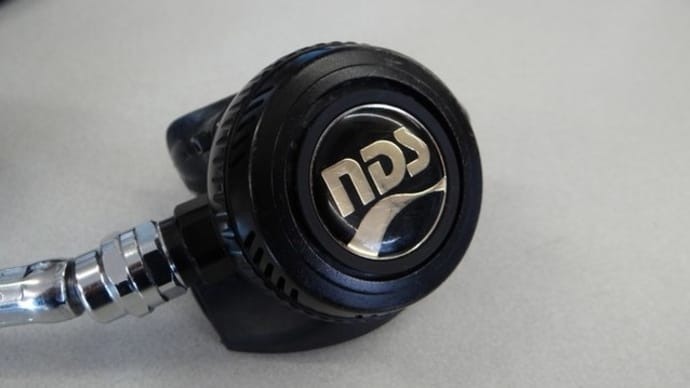 NDSレギュレータのセカンドステージ上フタリングの外し方