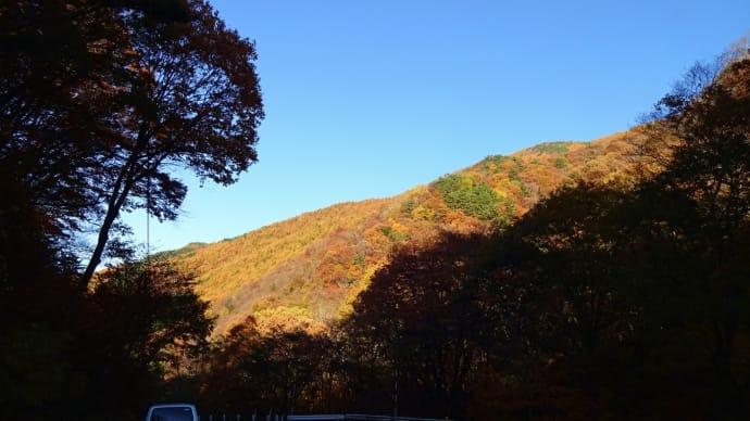 峰の原高原から R406を下って・・・