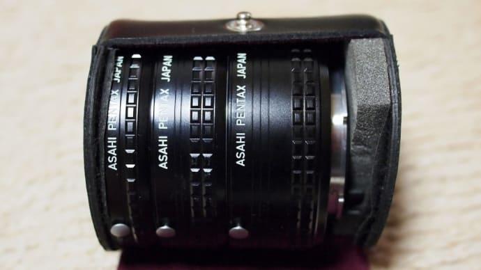 オート接写リングKセット + FA77